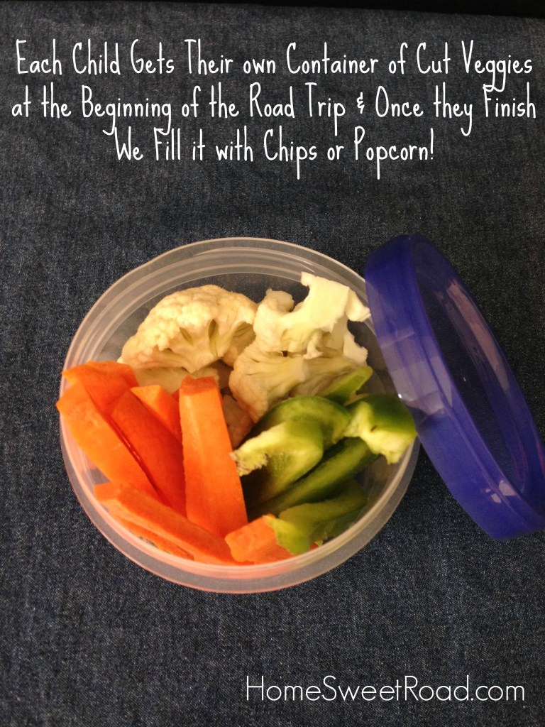 healthy snacks road trip