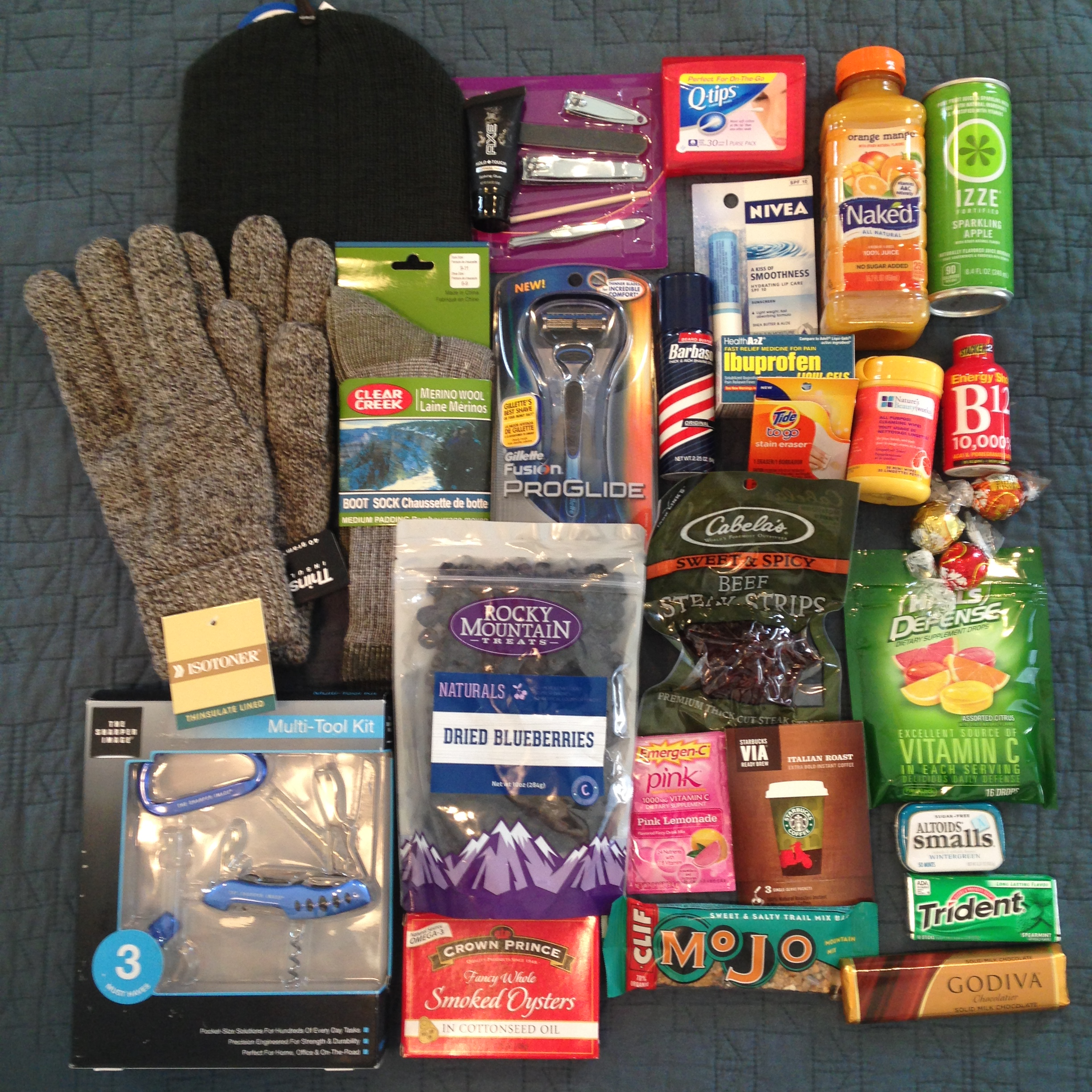 blessing bags for the homeless resources