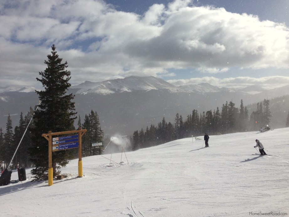 Breckenridge Snow Report