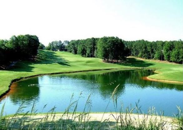 Golf Course Towne Lake Hills