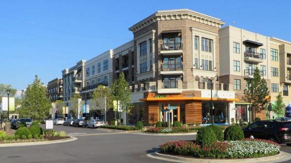 Avalon Alpharetta Shops And Residences