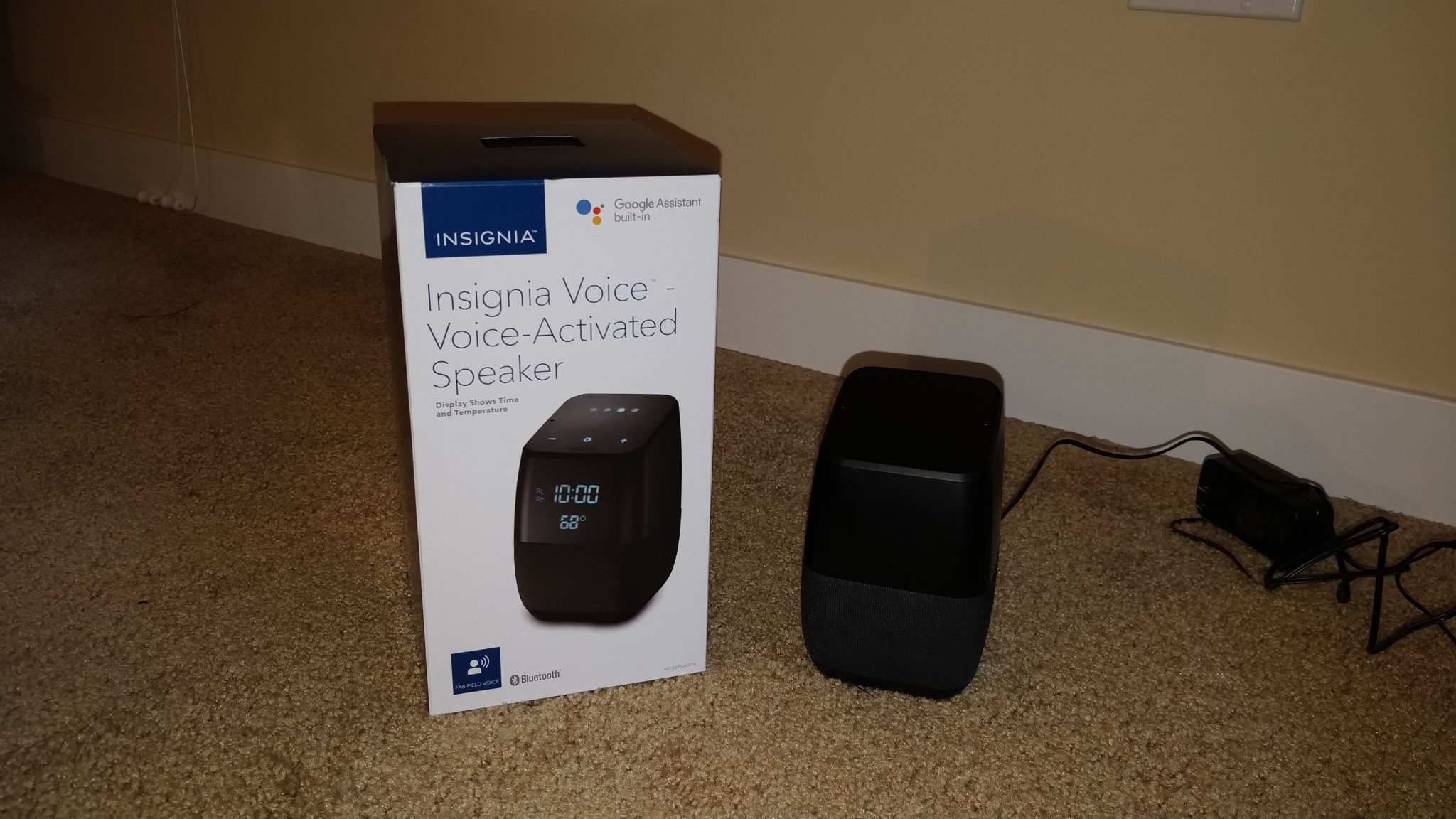 Better than Google Home? Insignia Voice Activated Speaker Review