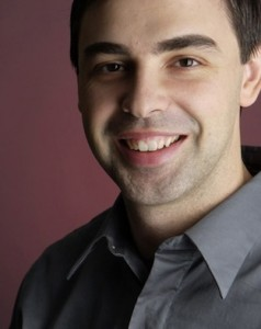 Larry Page Google CEO