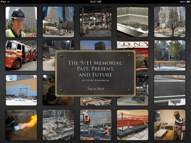 The 911 Memorial: Past, Present and Future