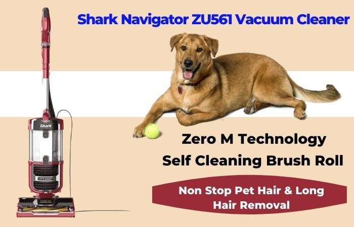Shark Navigator ZU561 Upright Vacuum
