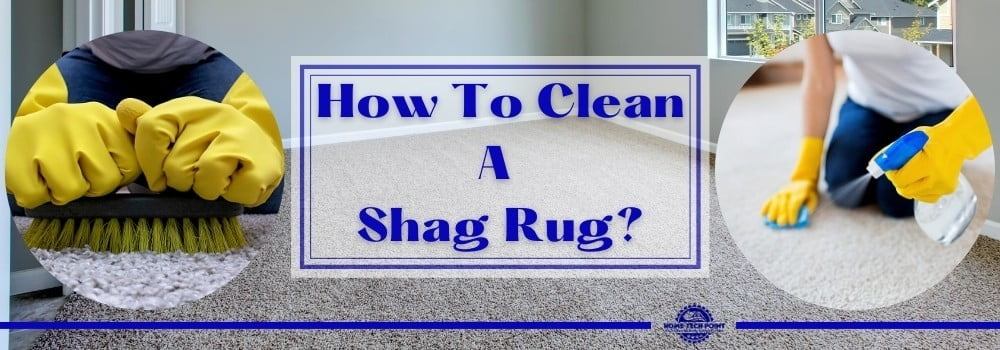 How To Clean A Shag Rug