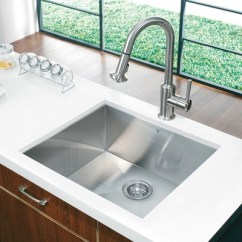 Single Sink Kitchen Aid Oven Buyer S Guide How To Get The Right For Your Bowl From Vigo