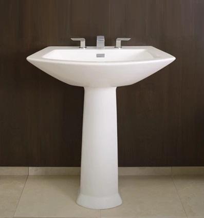 not your grandma s pedestal sink an