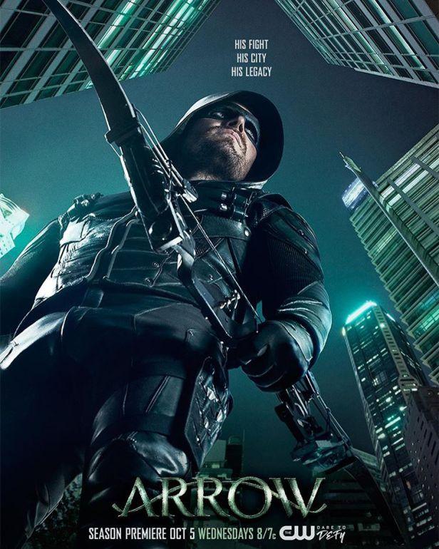 The Arrow Season 5 Sub Indo : arrow, season, Arrow, (Season, Theater, Forum