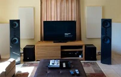 Tekton Design Pendragon Floorstanding Loudspeaker Reviewed