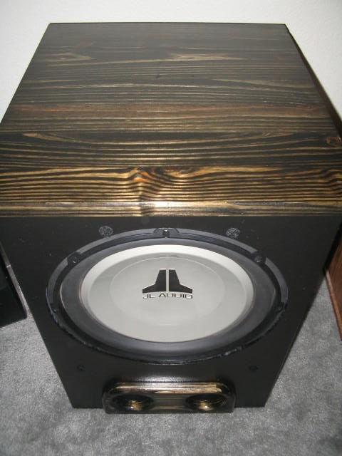 Polyfill Subwoofer : polyfill, subwoofer, Ported, Stuffing?, Theater, Forum, Systems