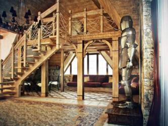 Modern Medieval Interior Design