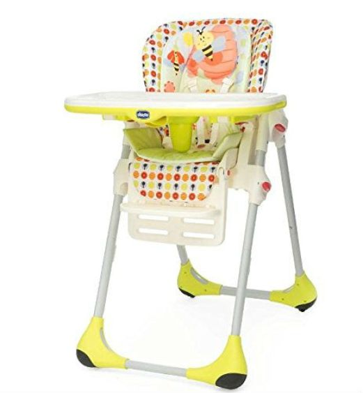 Chicco Polly Sunny Highchair Review