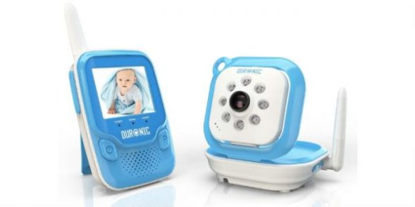 Duronic B101B Wireless Colour Digital Video & Sound Baby Monitor Review