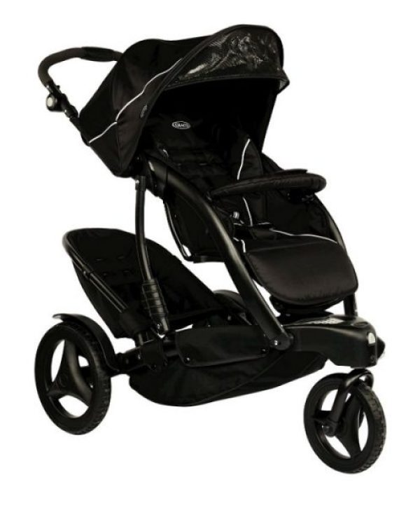 Best Double Stroller - Graco Trekko Duo Stroller - Sport Luxe Review