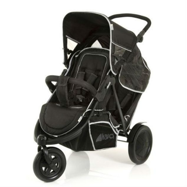 Best tandem stroller - Hauck Freerider in Line Tandem Double Buggy Review