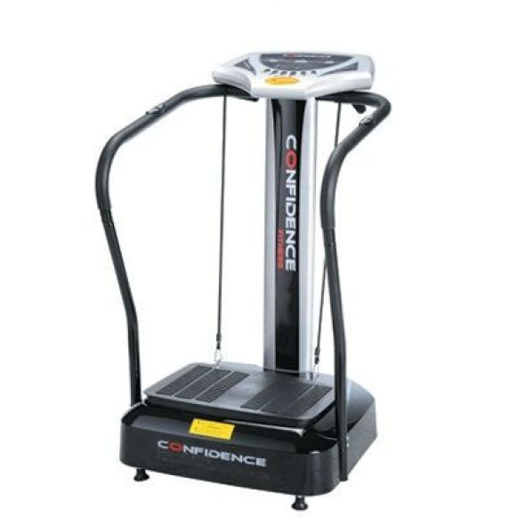 Confidence Pro Fitness Vibration Plate Trainer Review