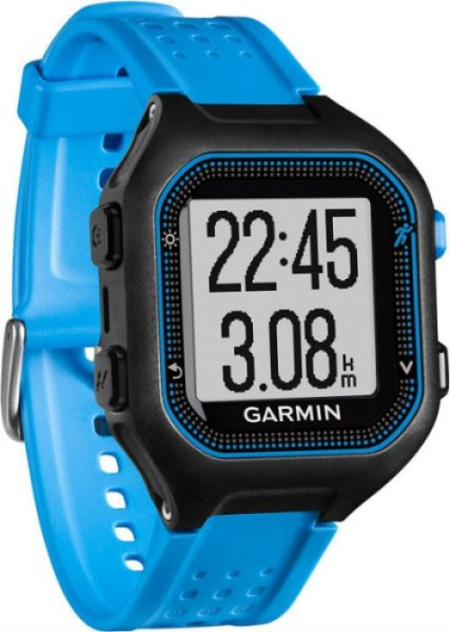 Garmin Forerunner 25 GPS Running Watch Review