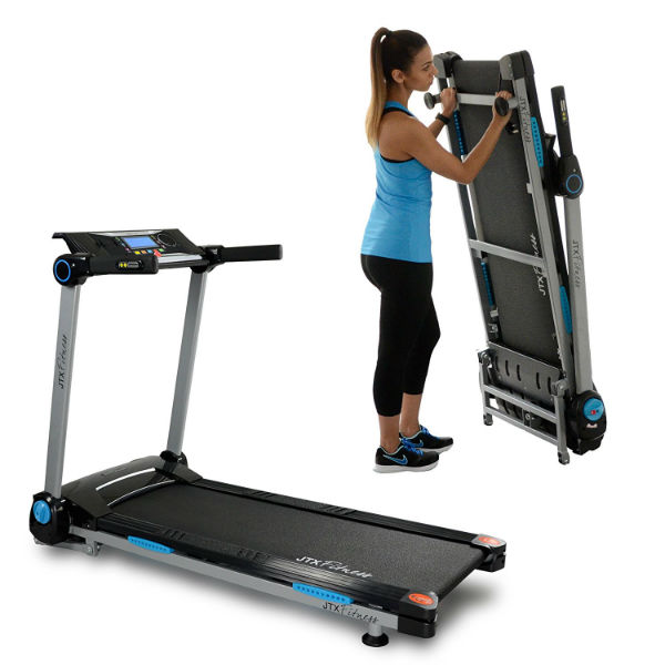 JTX Slim-Line Flat Folding Treadmill Review