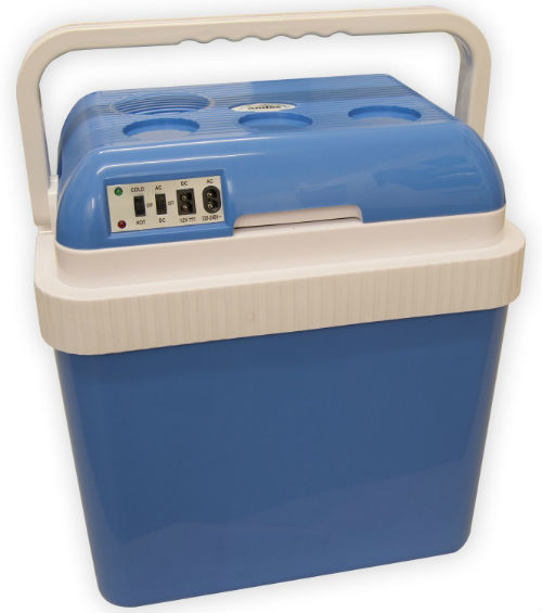Andes Large 25L 12V-240V Cool Box Insulated Cooler & Heater Review