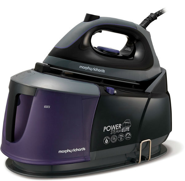 Morphy Richards 332000 Power Steam Elite Steam Generator Review