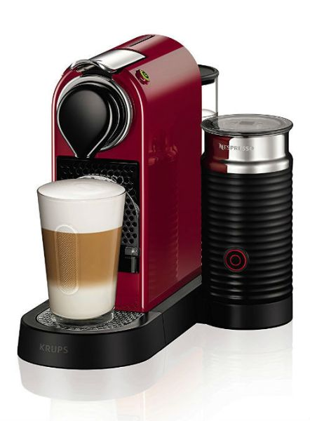 NESPRESSO by Krups XN760540 Citiz and Milk Coffee Machine Review