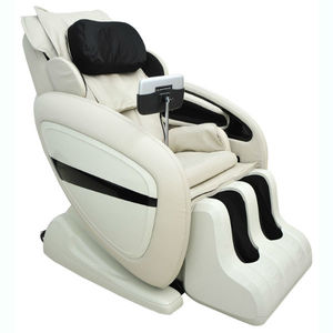 Homcom Luxury Reclining Leather Massage Chair Automatic Zero Gravity Relax chair Multifunctional Full Body Massager Review