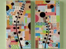 Tips for making beautiful Collage wall art - Hometone ...