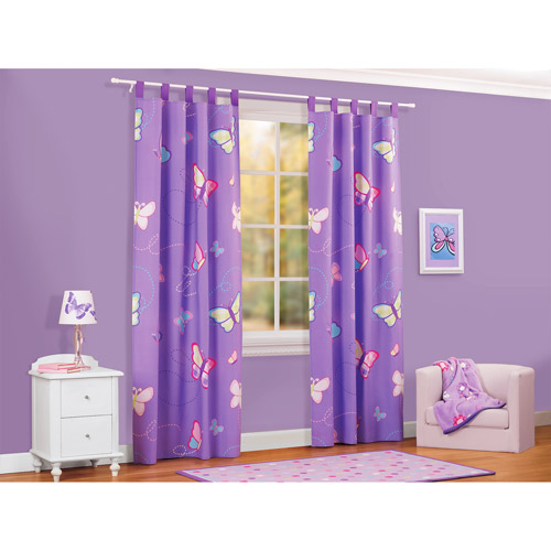 bright and fun kids curtains