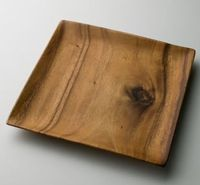 Beautiful wooden plates - Hometone