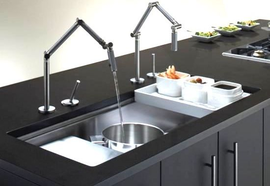 all in one kitchen sinks by kohler