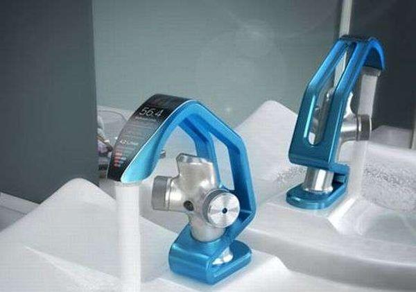 Smart water fixture