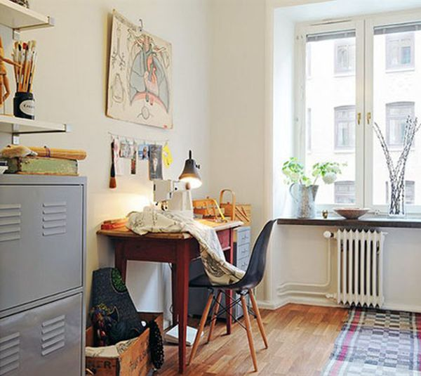 Feng Shui in your home office (7)