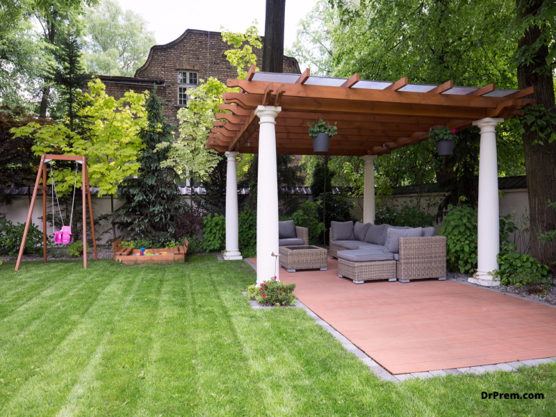 Interesting ideas and tips for Backyard getaways