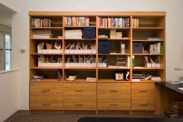storage cubbies