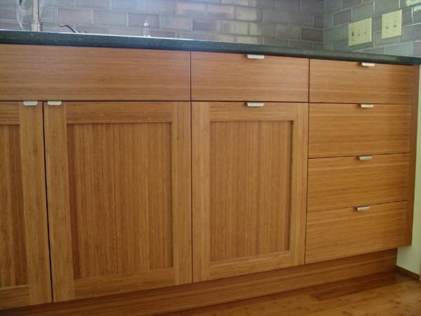 bamboo cabinets 1