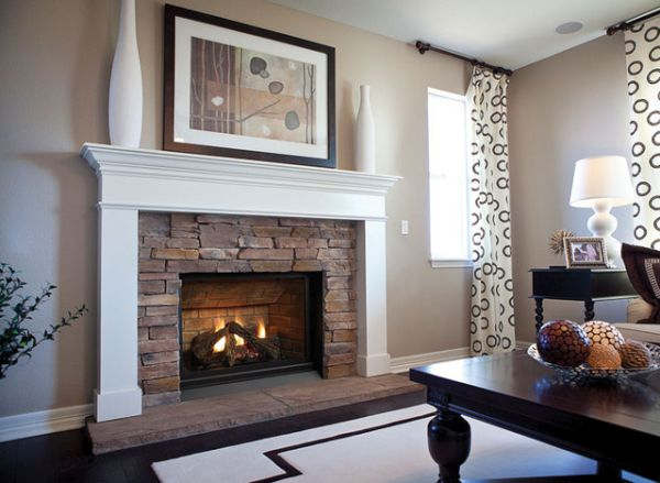 Give your fireplace a new life (8)