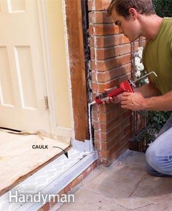 install a new door