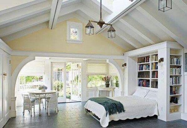 A cozy guest house