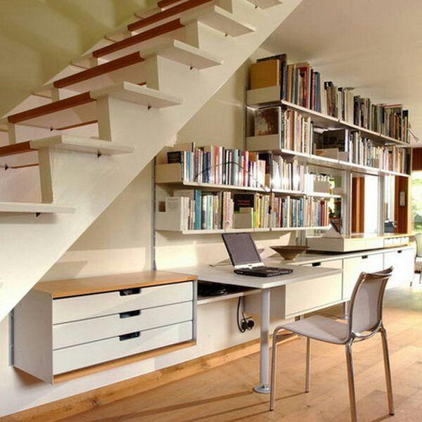 Minimalist office