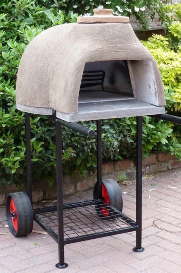 Portable pizza oven