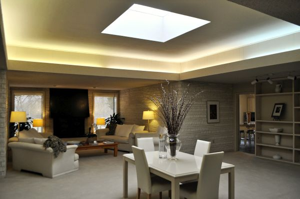Skylight ceiling