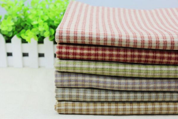 Washable fabrics