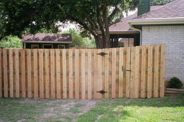 Set up a Fence
