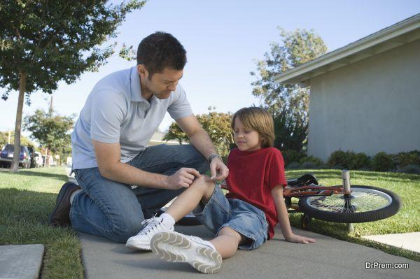 child-is-injured