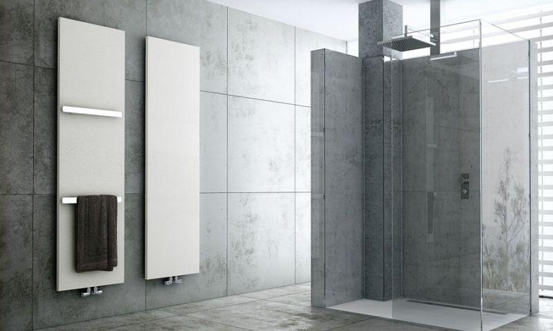 bathroom radiator