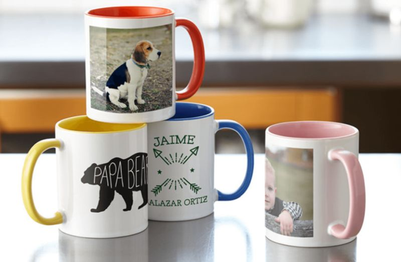 Personal mugs