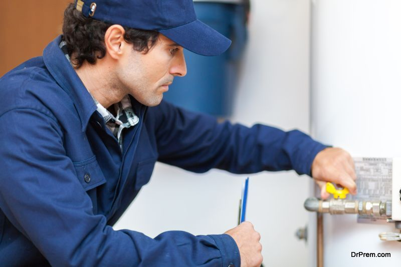 Hire a Professional Plumber