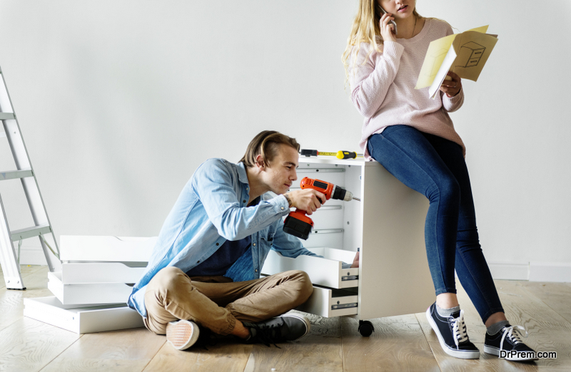 Stay Safe During Home Improvement Projects