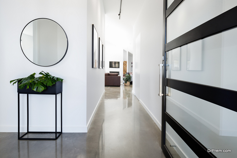Install Appropriate Flooring